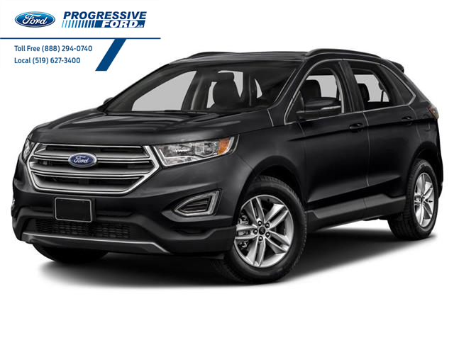 2017 Ford Edge SEL (Stk: HBC37937) in Wallaceburg - Image 1 of 10