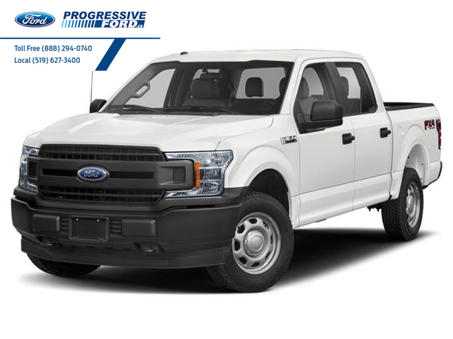 2018 Ford F-150  (Stk: JFA24963T) in Wallaceburg - Image 1 of 9