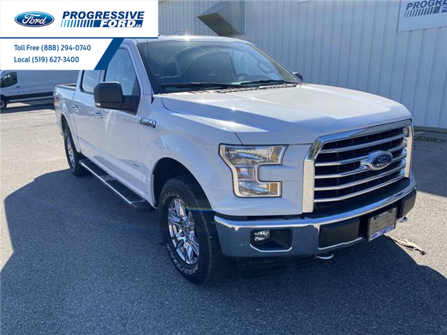 2017 Ford F-150 XLT (Stk: HFC54448T) in Wallaceburg - Image 1 of 15
