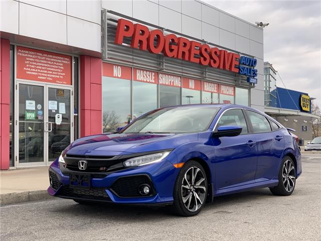 2019 Honda Civic Si Base (Stk: KH200291) in Sarnia - Image 1 of 24