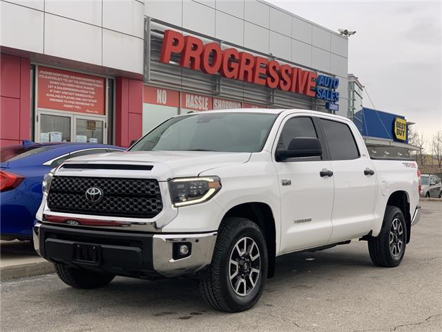 2019 Toyota Tundra SR5 Plus 5.7L V8 (Stk: KX852205) in Sarnia - Image 1 of 23