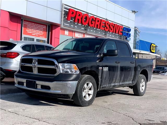 2017 RAM 1500 ST (Stk: HG728547) in Sarnia - Image 1 of 8