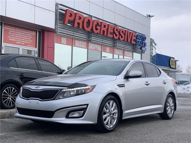 2015 Kia Optima EX (Stk: F5561760T) in Sarnia - Image 1 of 21