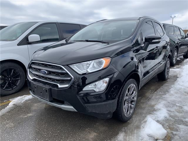 2019 Ford EcoSport Titanium (Stk: KC255703) in Sarnia - Image 1 of 7