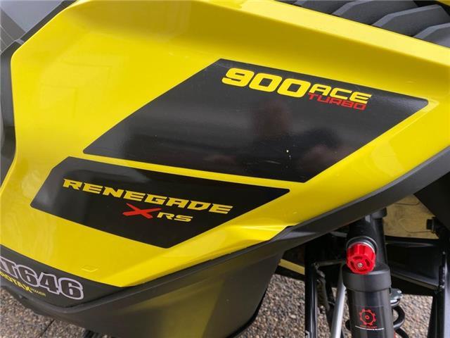 2021 Ski-Doo Renegade XRS (Stk: MV000069) in Sarnia - Image 1 of 10