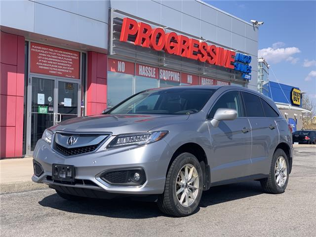 2018 Acura RDX Elite (Stk: JL804318) in Sarnia - Image 1 of 12