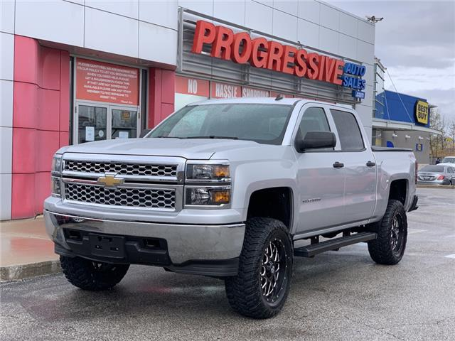 2014 Chevrolet Silverado 1500  (Stk: EG263594) in Sarnia - Image 1 of 18