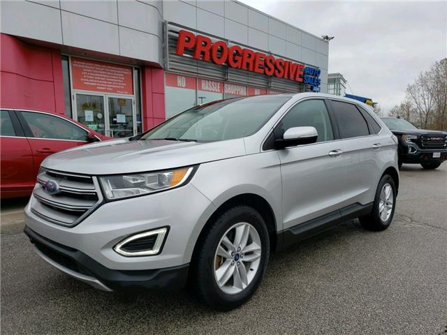2017 Ford Edge SEL (Stk: HBC566112) in Sarnia - Image 1 of 24