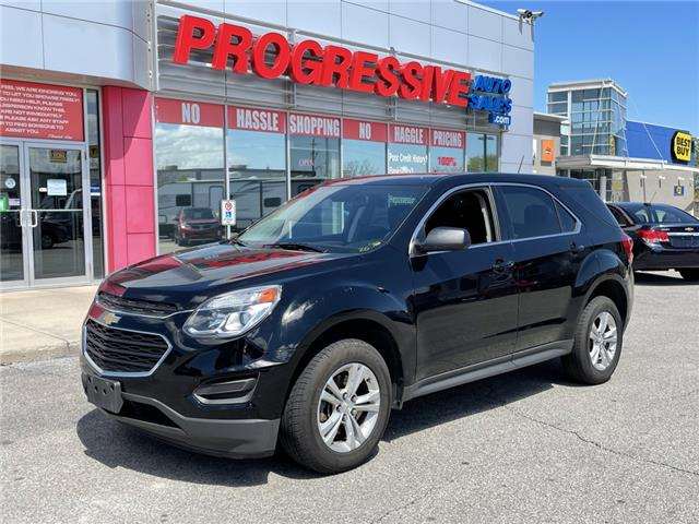 2017 Chevrolet Equinox LS (Stk: H1504736T) in Sarnia - Image 1 of 10