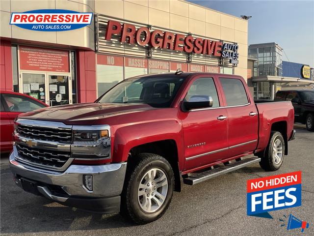 2018 Chevrolet Silverado 1500  (Stk: JG552690) in Sarnia - Image 1 of 18