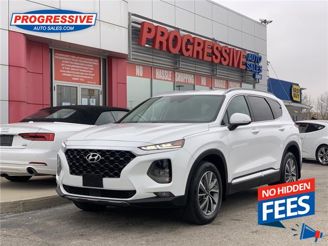 2019 Hyundai Santa Fe Preferred 2.0 (Stk: KH040536) in Sarnia - Image 1 of 23