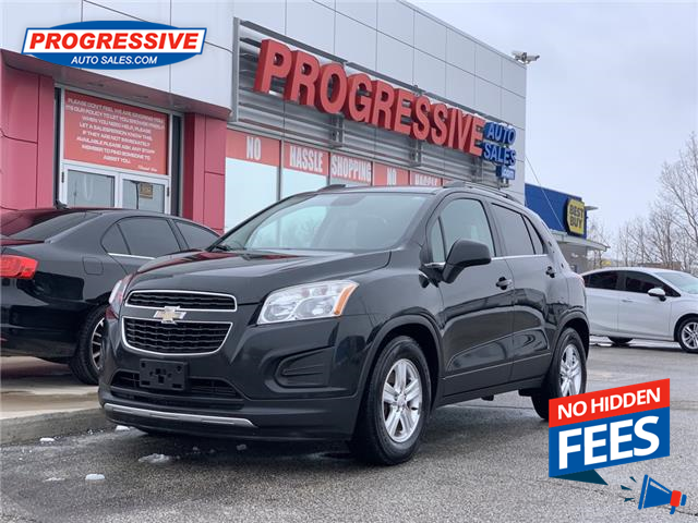 2014 Chevrolet Trax 1LT (Stk: EL182285) in Sarnia - Image 1 of 20