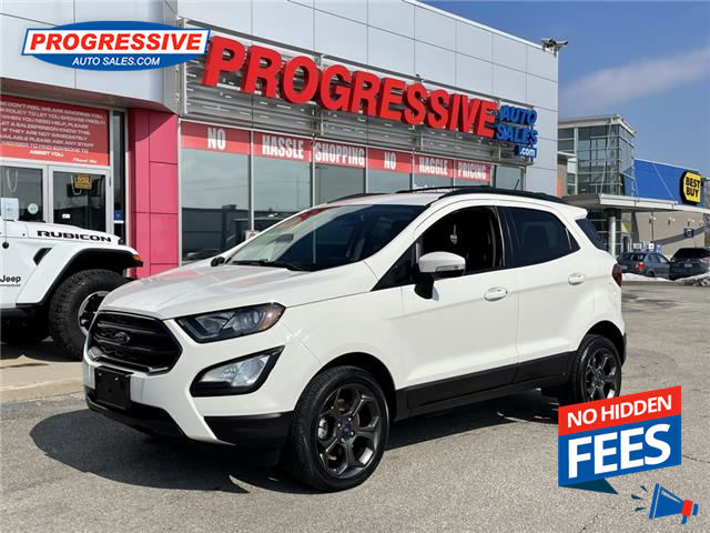 2018 Ford EcoSport SES (Stk: JC159729) in Sarnia - Image 1 of 28