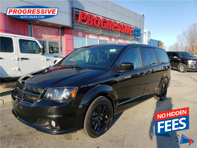 2020 Dodge Grand Caravan GT (Stk: LR152440) in Sarnia - Image 1 of 20
