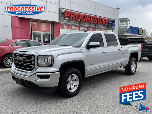 2018 GMC Sierra 1500 SLE (Stk: JG255978) in Sarnia - Image 1 of 25