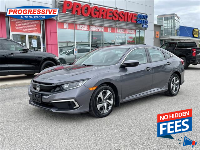 2020 Honda Civic LX (Stk: LH003112) in Sarnia - Image 1 of 24