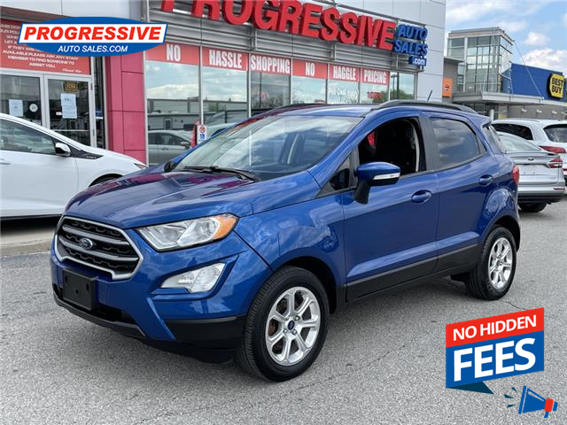 2018 Ford EcoSport SE (Stk: JC211309) in Sarnia - Image 1 of 27