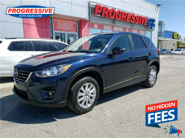 2016 Mazda CX-5 GS (Stk: G0797975) in Sarnia - Image 1 of 24