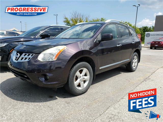 2013 Nissan Rogue SV (Stk: DW134020T) in Sarnia - Image 1 of 4