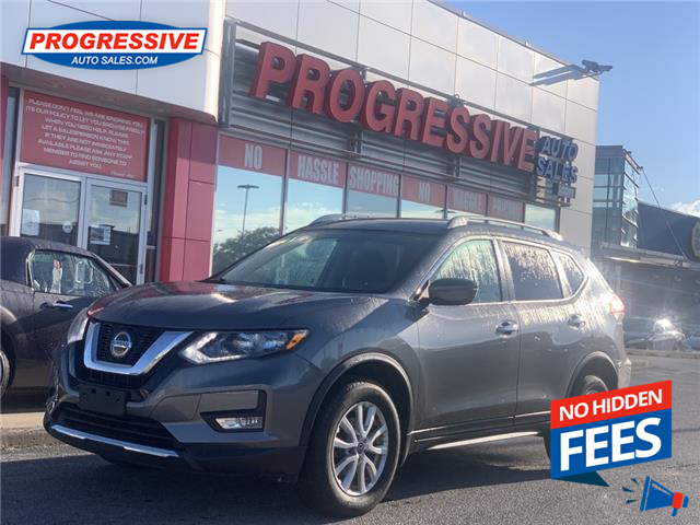 2018 Nissan Rogue SV (Stk: JC716032) in Sarnia - Image 1 of 4