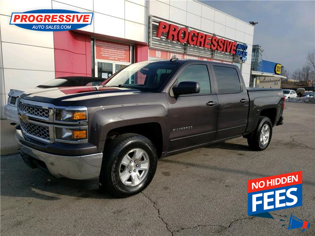 2015 Chevrolet Silverado 1500  (Stk: FG102443) in Sarnia - Image 1 of 19