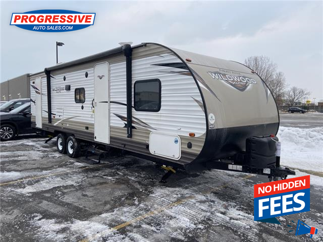 2019 Forest River WILDWOOD 263BHXL TRAILER (Stk: K7362855) in Sarnia - Image 1 of 11