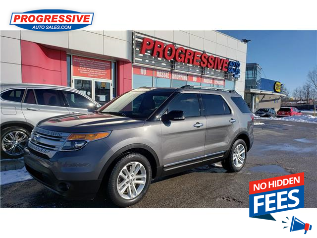 2014 Ford Explorer XLT (Stk: EGA92949) in Sarnia - Image 1 of 22