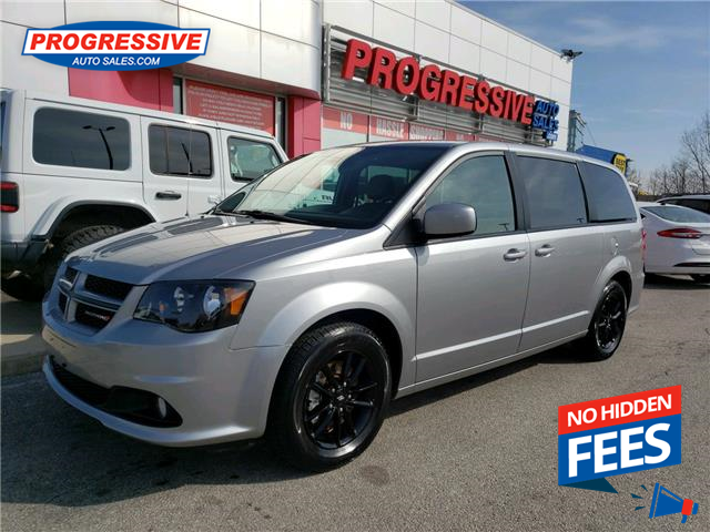 2020 Dodge Grand Caravan GT (Stk: LR152083) in Sarnia - Image 1 of 21