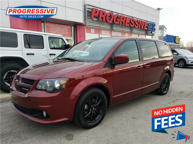 2020 Dodge Grand Caravan GT (Stk: LR152136) in Sarnia - Image 1 of 24