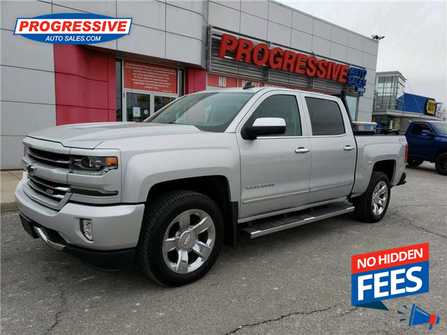 2017 Chevrolet Silverado 1500  (Stk: HG397911) in Sarnia - Image 1 of 11