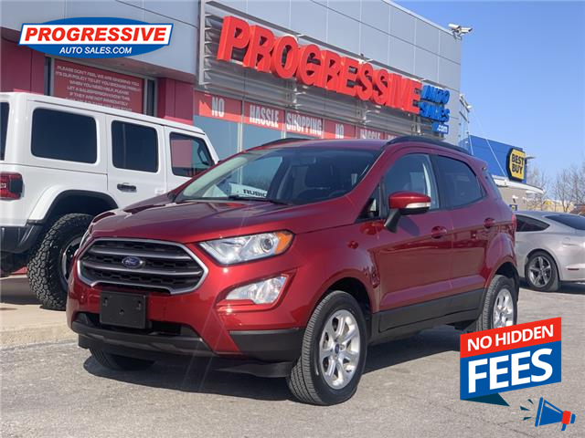 2018 Ford EcoSport SE (Stk: JC187826) in Sarnia - Image 1 of 22