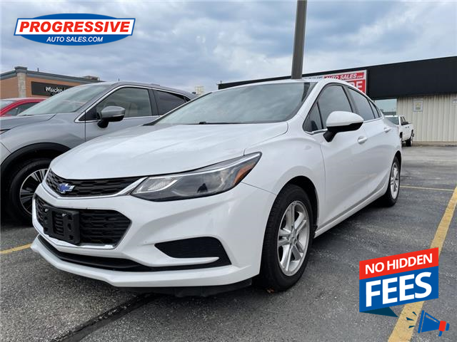 2016 Chevrolet Cruze LT Auto (Stk: G7304381A) in Sarnia - Image 1 of 7