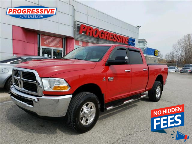 2011 Dodge Ram 2500 SLT (Stk: BG579033T) in Sarnia - Image 1 of 17