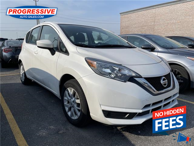 2019 Nissan Versa Note S (Stk: KL361276) in Sarnia - Image 1 of 9
