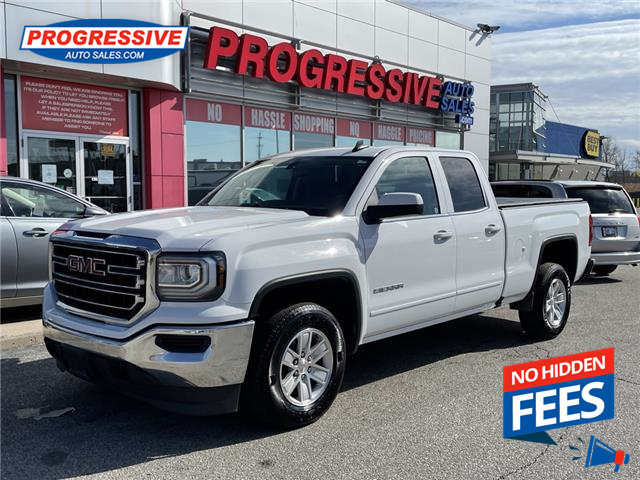 2019 GMC Sierra 1500 Limited SLE (Stk: K1168667) in Sarnia - Image 1 of 23