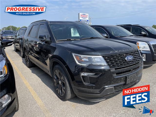 2018 Ford Explorer Sport (Stk: JGA92735) in Sarnia - Image 1 of 3