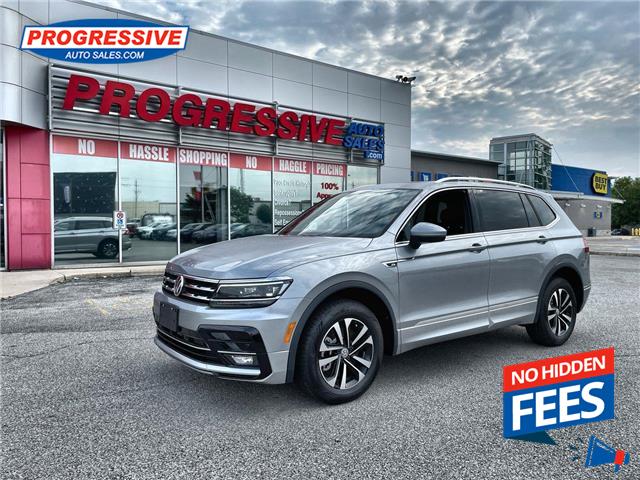 2021 Volkswagen Tiguan Highline (Stk: MM053806) in Sarnia - Image 1 of 25