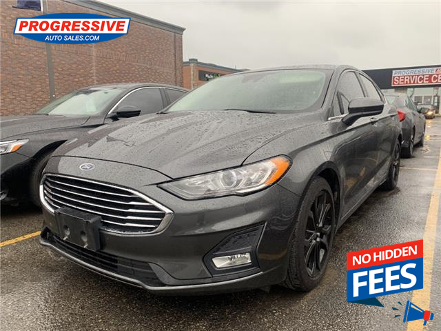 2020 Ford Fusion SE (Stk: LR120516P) in Sarnia - Image 1 of 5
