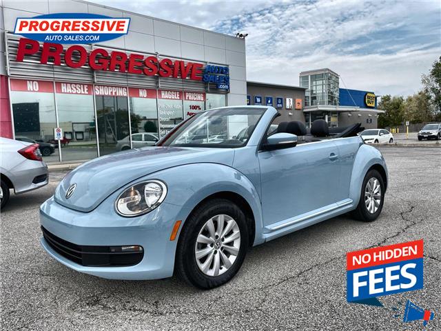 2013 Volkswagen Beetle 2.5L Comfortline (Stk: DM827518) in Sarnia - Image 1 of 20