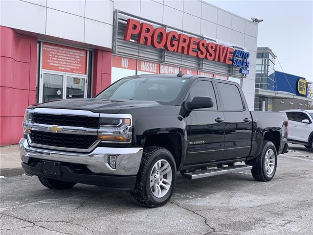 2018 Chevrolet Silverado 1500  (Stk: JG295905) in Sarnia - Image 1 of 20