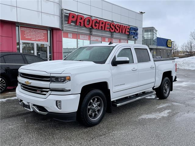2018 Chevrolet Silverado 1500  (Stk: JG617987) in Sarnia - Image 1 of 33