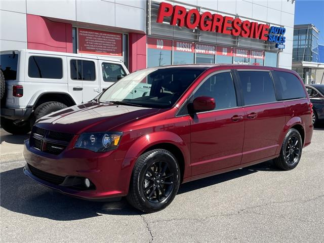 2020 Dodge Grand Caravan GT (Stk: LR152323) in Sarnia - Image 1 of 23