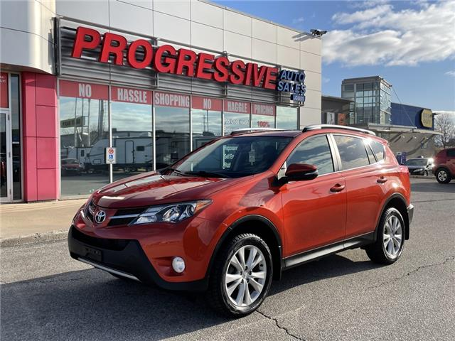 2015 Toyota RAV4 Limited (Stk: FW394651T) in Sarnia - Image 1 of 24