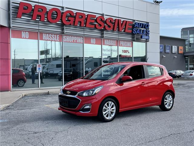 2019 Chevrolet Spark 1LT CVT (Stk: KC713831) in Sarnia - Image 1 of 25