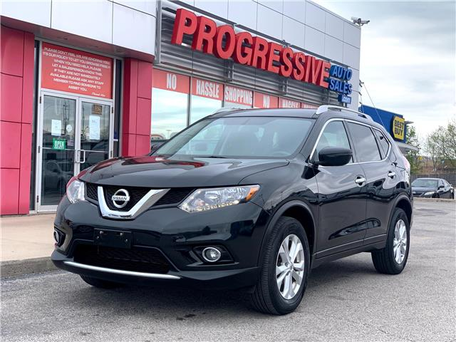 2016 Nissan Rogue SV (Stk: GC822373) in Sarnia - Image 1 of 25