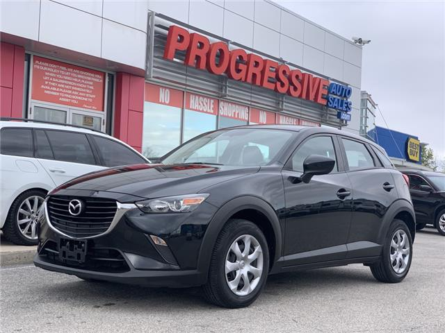 2017 Mazda CX-3 GX (Stk: H0169325) in Sarnia - Image 1 of 22