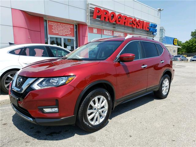 2018 Nissan Rogue SV (Stk: JC833267) in Sarnia - Image 1 of 23