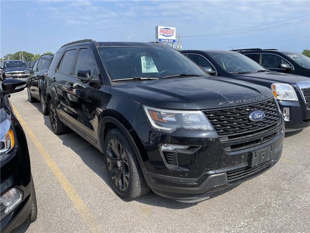 2018 Ford Explorer Sport (Stk: JGA92735) in Sarnia - Image 1 of 4