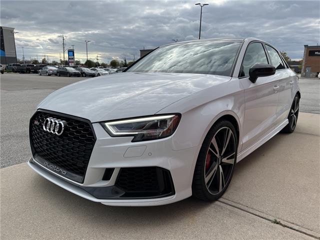2018 Audi RS 3 2.5T (Stk: J1900226) in Sarnia - Image 1 of 7