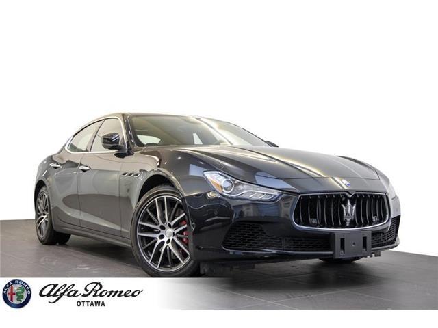 2017 Maserati Ghibli S Q4 (Stk: P1131) in Ottawa - Image 1 of 18